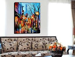 großhandel moderne minimalistische wohnzimmer studie flur dekorativen stil leinwand wandbild hohe qualität handgemalte palette dicke ölmesser malerei