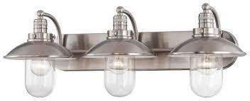 bathroom bathroom design lighting three light bathroom fixture 4