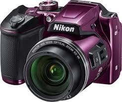 Nikon COOLPIX B500 16 0 Megapixel Digital Camera Purple