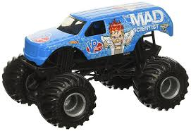 100 Hot Wheels Monster Truck Track Jam Mad Scientist Top Popular 74446 74446