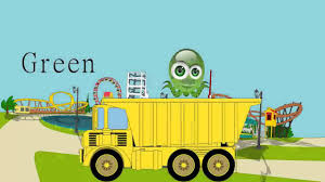 100 Garbage Truck Song For Children Learn Colors Colors For Children