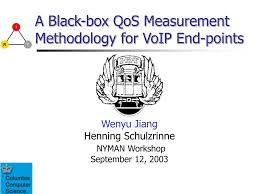 PPT - A Black-box QoS Measurement Methodology For VoIP End-points ... Voip Monitoring And Qos Tools Store Requisition Star Diagrams Qos Application Sip With Alrnate Port Peplink Balance Packet Tracer 6 Building A Voip Network Part 3 Ppt Download Deployment Models And Troubleshooting Guide Untangle Support Analysis Qos Report Netscout Iott Nbn Sky Muster Information Free Fulltext Evaluation Of Performance Home Office Setup Monitor Network Monitoring Management Opmanager Marketplace Quality Manager Gns3 Analisa Pada Codec G711 Dalam Jaringan Berbasis Protokol