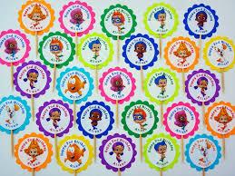 Bubble Guppies Bathroom Decor by Bubble Guppies Tv Movie U0026 Character Toys Ebay