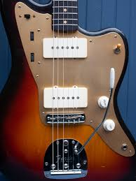To Have In The Studio Frank Gross Owner Of Thunder Road Guitars Beautiful West Seattle Has Brought With Him A 1959 Fender Jazzmaster