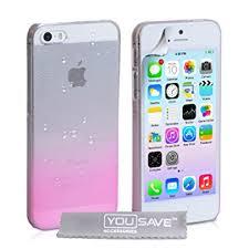 coque iphone 5 5s etui transparent dur hybride goutte de