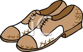 Dress Shoes Clipart 1