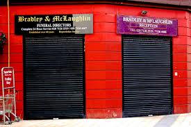 Derry William Street Bradley & © Joseph Mischyshyn