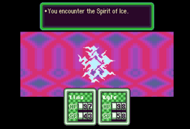 Earthbound Halloween Hack Final Boss by Holiday Hex Enemies 1 12 Epixome