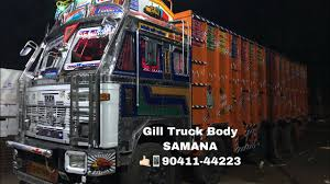 GILL TRUCK BODY SAMANA 9041144223 - YouTube Gaming