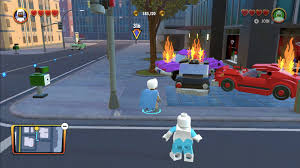 Fire Fighter Challenge - LEGO The Incredibles - Bricks To Life