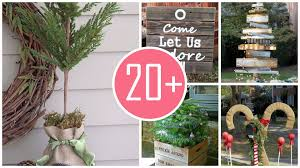 Outdoor Christmas Decorations Ideas 2015 by 50 Home Made Ornament And Decoration Items Marry Christmes 17