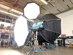 100 Grip Truck Rental LED Lighting Packages In Los Angeles CFG
