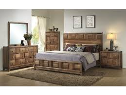 Rana Furniture Bedroom Sets by Gala Queen 4pc Set