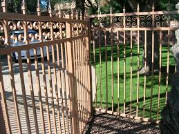 Decorative Garden Fence Home Depot by Decor Wrought Iron Lowes Lattice For Chic Garden Fence Ideas
