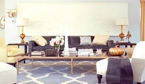 trellis rug contemporary living room wearstler