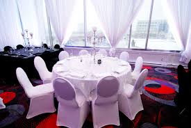 Wedding Chair Covers Rental   Montreal   Glam Location & Décor Christmas Decoration Chair Covers Ding Seat Sleapcovers Tree Home Party Decor Couch Slip Wedding Table Linens From Waxiaofeng806 542 Details About Stretch Spandex Slipcover Room Banquet Dcor Cover Universal Space Makeover 2 Pc In 2019 Garden Slipcovers Whosale Black White For Hotel Linen Sofa Seater Protector Washable Tulle Ideas Chair Ab Crew Fabric For Restaurant Usehigh Backpurple