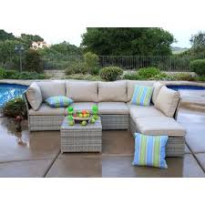 Patio Furniture Under 30000 by Rugged Beautiful Outdoor Furniture Wayfair