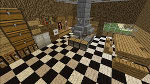 nickbarron 100 Minecraft Kitchen Designs