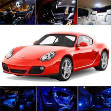 100 Led Interior Lights For Trucks 2006 2012 Porsche Cayman Cayman S 8pcs LED