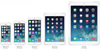iPhone 6 vs iPhone 5 Full Specs parison of Color Size