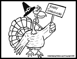 Thanksgiving Turkeys Coloring Pages And Printouts
