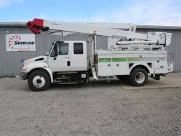 100 Canton Truck Sales 2011 ALTEC TA60 MOUNTED ON 2011 INTERNATIONAL 4300 For Sale