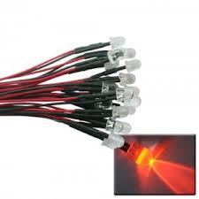 3mm 5mm 8mm 10mm pre wired led lights 5v 9v 12v 24v kiwi lighting