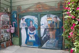 Balmy Street Murals Address by Murals Of Balmy Alley San Francisco Lili On The Loose