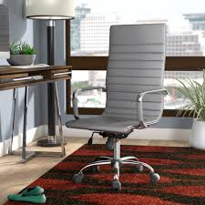 100 Heavy Duty Office Chairs With Removable Arms Wade Logan Alessandro Desk Chair Reviews Wayfair