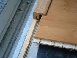 Laminate Floor Transitions Doorway by Floating Wood Floor Transition Strips Carpet Vidalondon