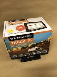 100 Rand Mcnally Truck Gps McNally GPS Lot 8 Auctions Online Proxibid
