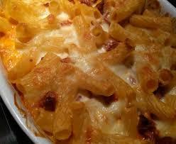 gratin de pâtes au chorizo et à la mozzarella recette de gratin