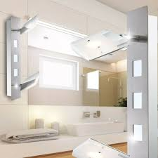 büromöbel led 12 w alu wand spot drehbar bad spiegel leuchte