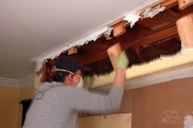 Kitchen Soffit Removal Ideas by How To Remove A Soffit Kitchen Renovation Update Pretty Handy