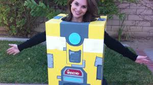 Nerdy Nummies Halloween by Claptrap Halloween Costume Youtube