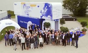 European Roadshow Truck - Launch Day! - YouTube