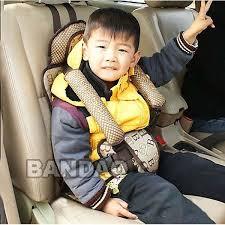 protege ceinture siege auto bébé protection harnais bébé enfant siège auto portable coussin ceinture
