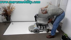 Hoveround Power Chair Batteries by Hoveround Mpv5 With Seat Lift Used Hoveround Mpv5 Youtube