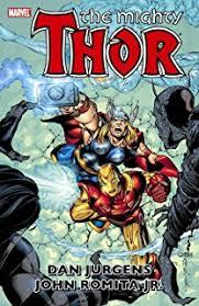 Thor By Dan Jurgens John Romita Jr Volume 3 TPB Mighty