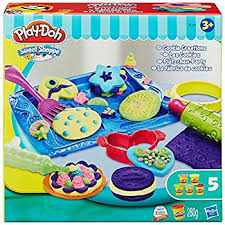 Play Doh Sweet Shoppe Cookie Creations Amazon Toys & Games