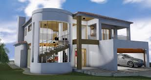 Modern Houseplans 4 Bedroom Modern Style Tdp750ch