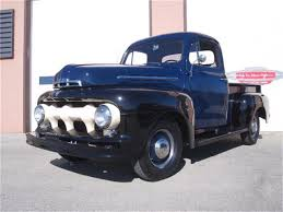 100 Ford F1 Truck 1951 Pickup For Sale ClassicCarscom CC806558