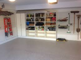 Free Standing Storage Cabinets For Garage by Basement Modern Free Standing Red Wooden Multiple Shelves Storage
