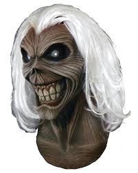 Slipknot Halloween Masks For Sale by Iron Maiden Killers Mask Horrormaske For Heavy Metal Fans Horror