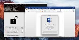Microsoft fice 2016 for Mac 15 26 0 with VL License Utility V2