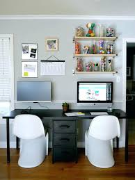 Showy Step 2 Desk Ideas by Spectacular 2 Person Desk Design Office Employee Furniture Diy