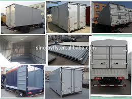 Isothermal Van Box Jac Refrigerator Truck - Buy Polyurethane ...
