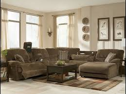 Ashley Furniture Larkinhurst Sofa by Ashley Furniture Sectional Couch Youtube