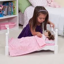 Badger Basket Doll Bed by Badger Basket 1 2 3 Convertible Doll Bunk Bed For 18 In Doll With