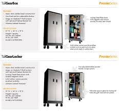 Gladiator Wall Mount Cabinet by Amazon Com Gladiator Garageworks Gatb302drg Premier Tall Gearbox